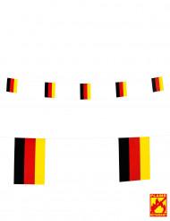 Guirlande drapeaux Allemagne 15 X 20 cm