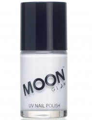 Vernis à ongles blanc UV 15 ml Moonglow ©