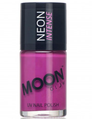 Vernis à ongles violet phosphorescent 15 ml Moonglow ©