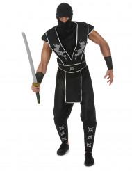 Déguisement ninja étoile Shuriken homme