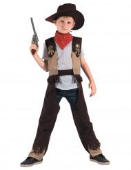 Déguisement Cowboy rodéo garçon
