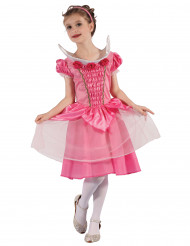 Déguisement robe de bal princesse fille