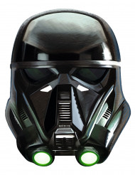 Masque carton Death Trooper Star Wars Rogue One™