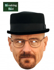 Masque carton Walter White Heisenberg -  Breaking Bad™