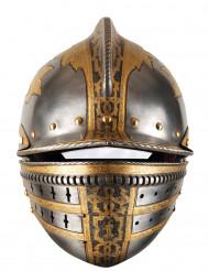 Masque carton casque médiéval