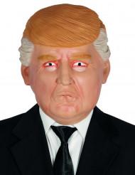Masque Mr Président américain adulte
