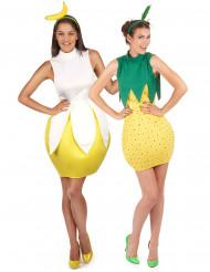 Déguisement de couple Fruit femme