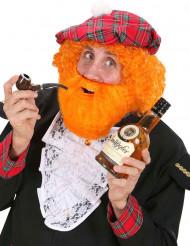 Barbe et moustache écossais adulte