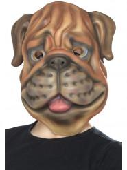 Masque tête de chien enfant