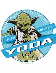 Disque azyme Yoda - Star Wars™ 20 cm