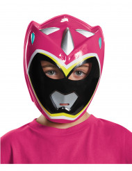 Masque Power Rangers™ Dinocharge rose enfant