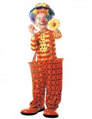 Déguisement clown avec cerceau enfant