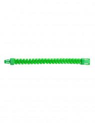 Bracelet zip vert adulte