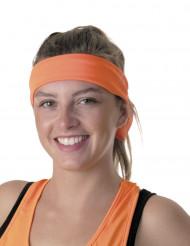 Bandeau orange fluo 80