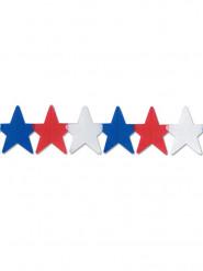 Guirlande en papier étoiles USA 3.66 cm
