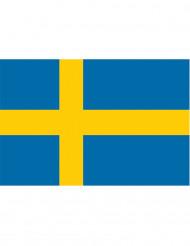 Drapeau supporter Suède 90 x 150 cm