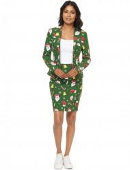 Costume Mrs. Santaboss femme Opposuits™