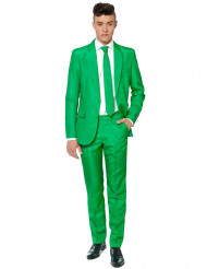 Costume Mr. Solid vert homme Suitmeister™