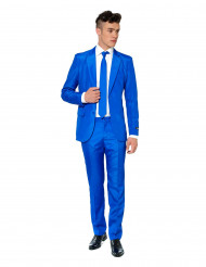 Costume Mr. Solid bleu homme Suitmeister™