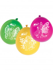 12 Ballons latex Winx Butterflix ™