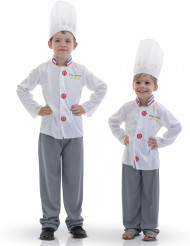 Déguisement chef cuisinier enfant