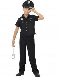 Déguisement policier new-yorkais garçon