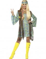 Déguisement hippie années 60 femme