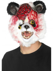 Masque panda zombie adulte Halloween