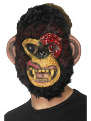 Masque singe zombie adulte Halloween