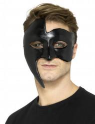 Loup fantôme gothique noir adulte