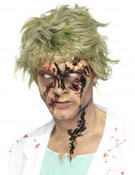 Croûte de sang zombie femme Halloween