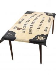 Nappe planche ouija esprit 190 x 110 cm Halloween