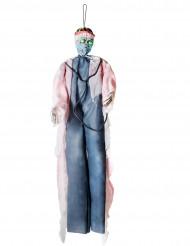 Chirurgien ensanglanté lumineux 190 cm Halloween