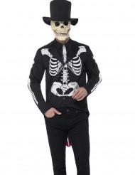 Déguisement squelette chic homme Dia de los muertos