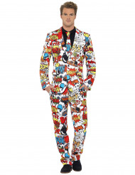 Costume Mr. Boom homme