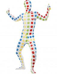 Déguisement seconde peau Twister™ homme