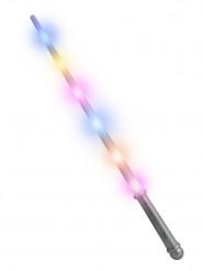 Epée lumineuse arc-en-ciel 70 cm