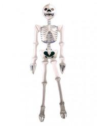 Décoration squelette gonflable