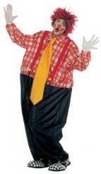 Déguisement de gros clown