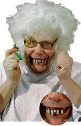 Dentier de savant fou