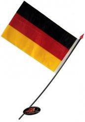 Drapeau allemand 14x9cm