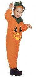 Déguisement Citrouille pour enfant Halloween