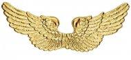 Ailes ange dorées 88 X 25 cm