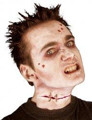 Fausse blessure zombie refermée