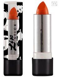 Rouge à lèvres orange Halloween