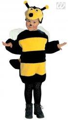 Déguisement peluche abeille enfant