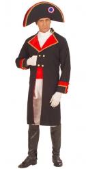 Déguisement uniforme de Napoléon homme