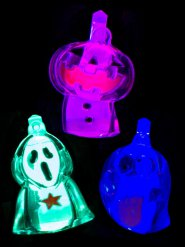 Pendentif lumineux 40 cm Halloween