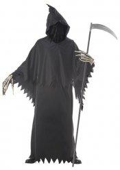 Déguisement Faucheuse noire homme Halloween