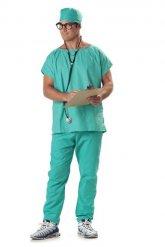 Déguisement Chirurgien Docteur